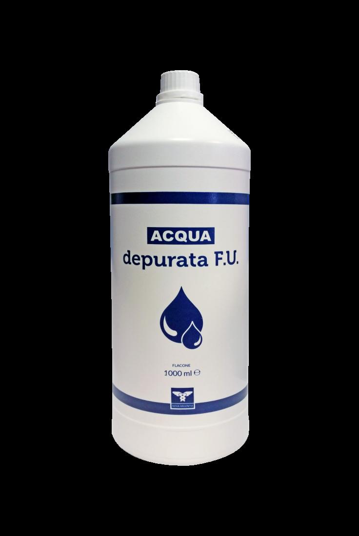 Acqua depurata f u nova argentia industria farmaceutica - Acqua depurata a casa ...